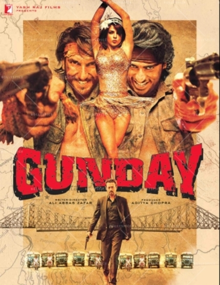 Trailer For Ali Abbas Zafar's GUNDAY Shows How Crime Paid In '70s Calcutta