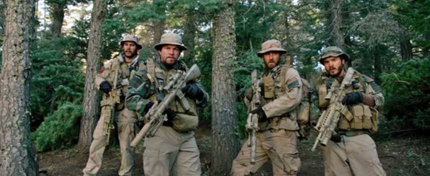 Review: LONE SURVIVOR Offers An Intense, Visceral Depiction Of The War Experience