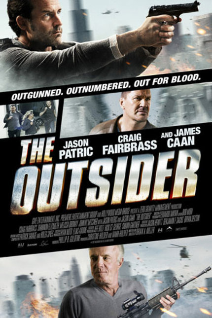 James Caan Gets His Evil Boss On In This Clip From THE OUTSIDER