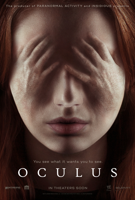 Free Tickets: I Spy with My Little Eye a Free Chicago Area Screening of OCULUS!