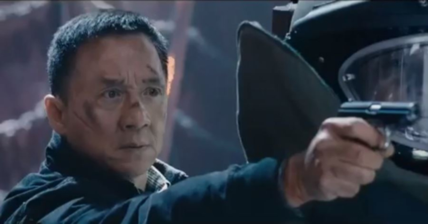 Review: POLICE STORY 2013 Is Low-Rent, Lacklustre & Dull