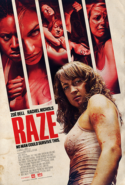 Watch Rosario Dawson In Exclusive Clip From All Female Fight Flick RAZE