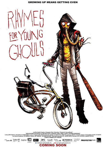 RHYMES FOR YOUNG GHOULS: Watch The Exclusive First Trailer For Jeff Barnaby's Harrowing Debut