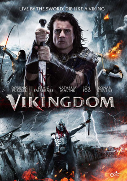 DVD Review: VIKINGDOM Deserves A Proper Viking Burial