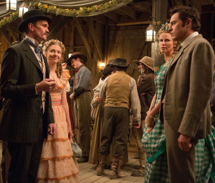 First Look At Seth MacFarlane's A MILLION WAYS TO DIE IN THE WEST