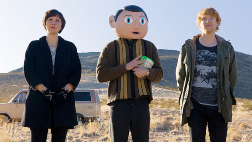 Sundance 2014 Review: FRANK, A Fun Musical Mashup That Doesn't Quite Mesh