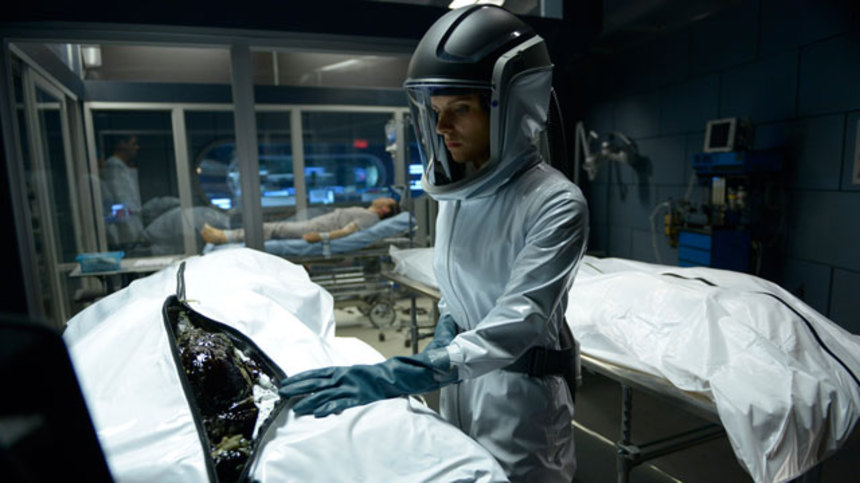 Review: SyFy's HELIX, An Infectious Television Thriller