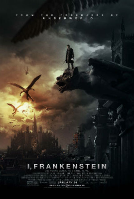 I, FRANKENSTEIN Opens Big ... In Russia
