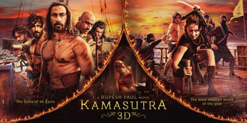 New Trailer For KAMASUTRA 3D Promises A Cure For Cancer And A Larger Penis