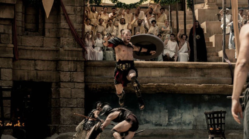Review: THE LEGEND OF HERCULES, All Bow Down To King Scott Adkins