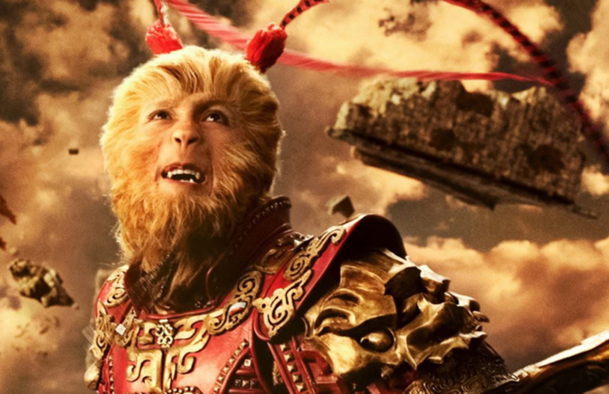 Review: THE MONKEY KING Is A Hot Mess From The Heavens