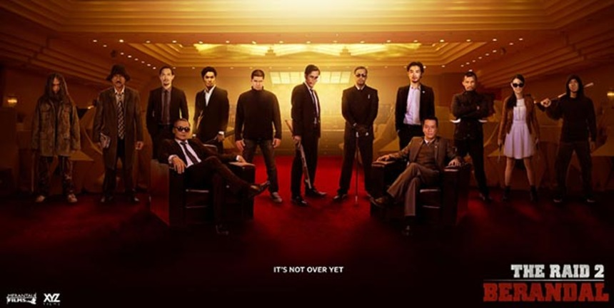 Sundance 2014 Review: THE RAID 2 Sets a New High Point for Violent Action Cinema
