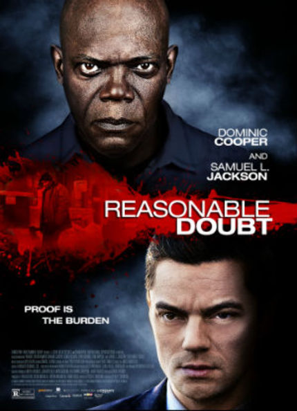 Exclusive REASONABLE DOUBT Clip: Dominic Cooper Gets Suspicious Of Samuel L. Jackson