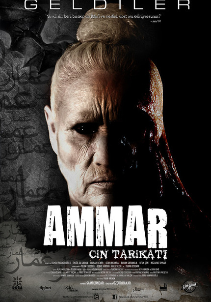 Totally Manic Trailer For Turkish Horror AMMAR Evokes Old School Raimi