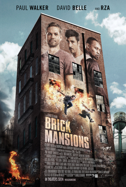 BRICK MANSIONS Trailer: Watch Paul Walker And David Belle Run Around