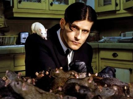 Crispin Glover at Chicago's Patio Theatre Friday, Feb. 7