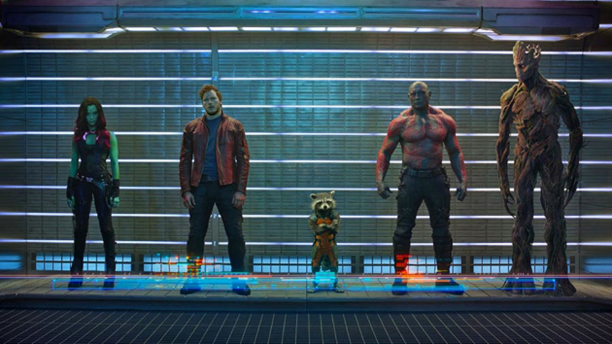 Watch This First 'Clip' From GUARDIANS OF THE GALAXY
