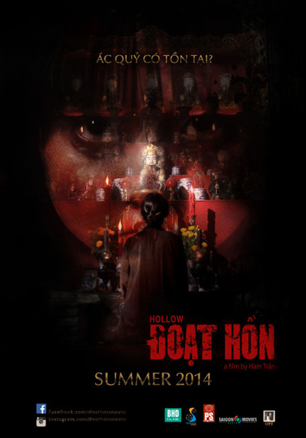 Vietnam Makes A Splash In The Horror Arena With Fantastic Trailer For Ham Tran's HOLLOW