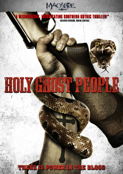 Watch This Exclusive Clip From HOLY GHOST PEOPLE