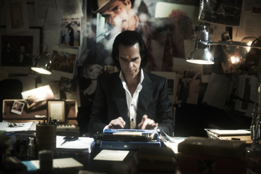 Drafthouse Films Acquires Nick Cave Doc 20,000 DAYS ON EARTH