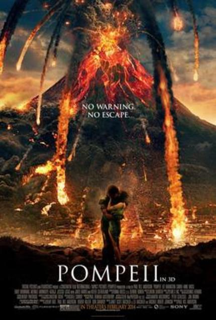 Review: POMPEII Erupts With Volcanic Mediocrity