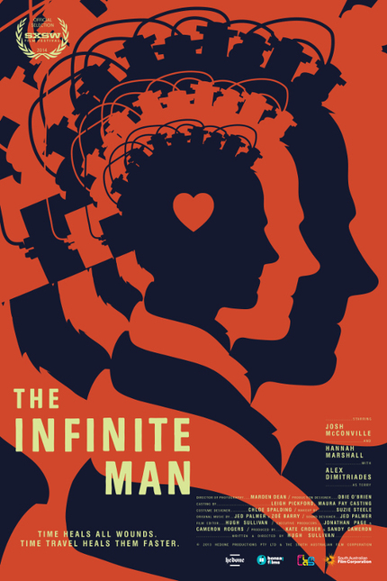 SXSW 2014: Watch THE INFINITE MAN Trailer, Aussie Time Travel Rom-Com