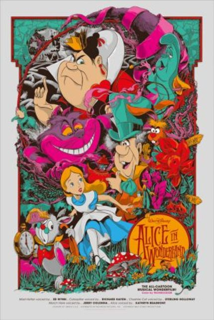 Mondo Gallery Presents Disney Themed Show EVERYTHING'S POSSIBLE At SXSW