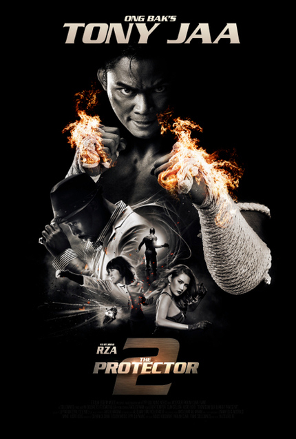 Watch The US Trailer For Tony Jaa's THE PROTECTOR 2 (aka TOM YUM GOONG 2)