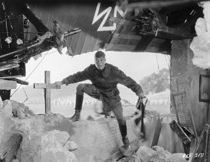Learning From The Masters Of Cinema: William A. Wellman's WINGS