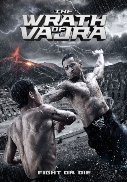 We Have The Exclusive US Trailer & Poster For WRATH OF VAJRA Right Here!