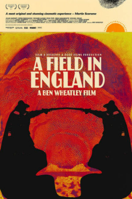 Review: A FIELD IN ENGLAND, A Terrifying Headtrip Into The British Countryside