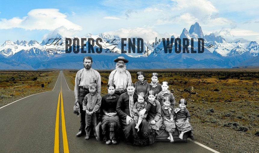 Teaser For South African Doc THE BOERS AT THE END OF THE WORLD