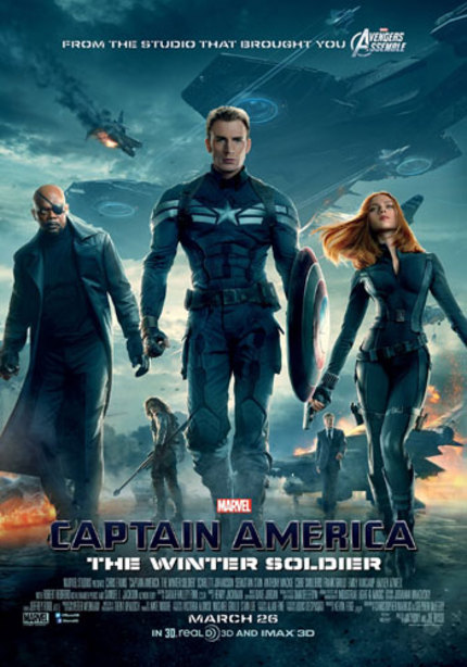 CAPTAIN AMERICA: THE WINTER SOLDIER Big Game Spot