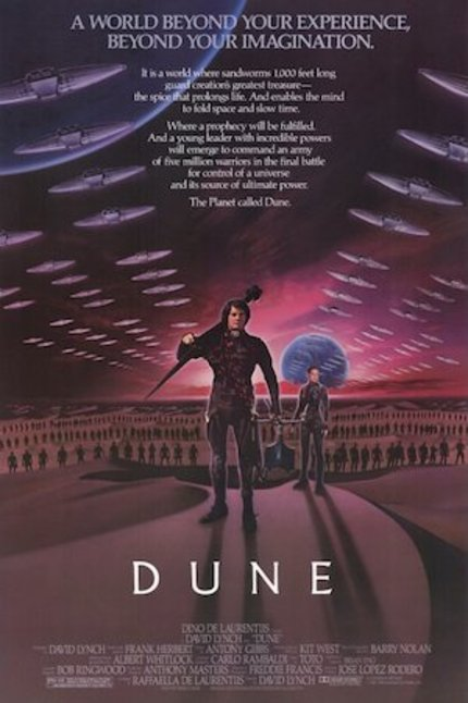 The Kids Talk Film: DUNE
