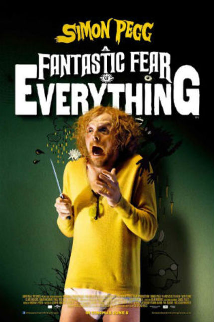 Review: A FANTASTIC FEAR OF EVERYTHING, A British Horror-Comedy With A Strong Heart