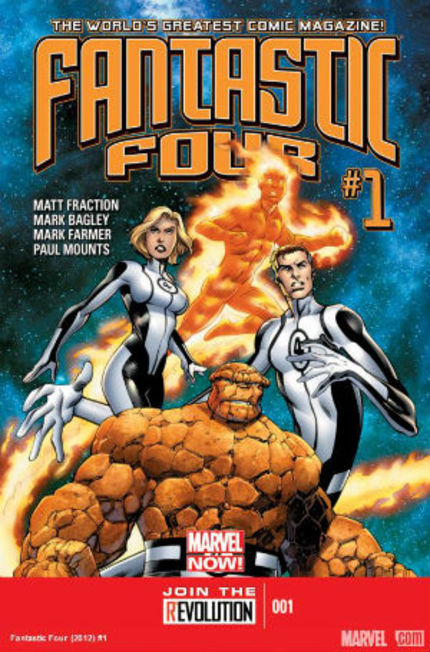 FANTASTIC FOUR Casting Rumors Heat Up