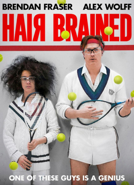 Review: HAIRBRAINED, Coming Of Age, Without The Quirk