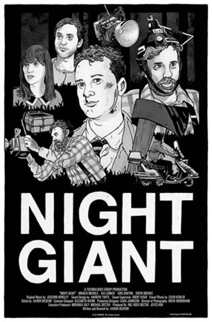 Video Premiere: No One Is Safe From The NIGHT GIANT
