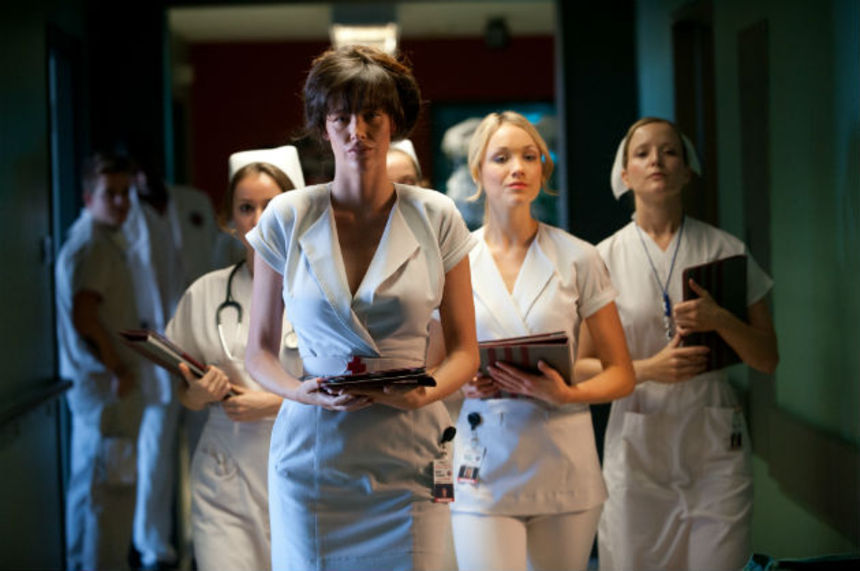 Review: NURSE Nakedly Exploits Sex and Serial Killers for Fun and Profit
