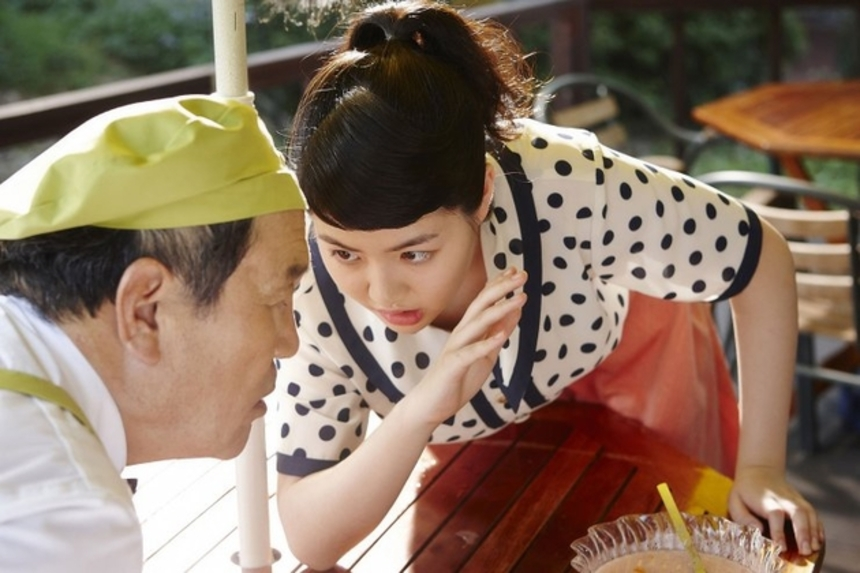 Korean Box Office: MISS GRANNY, FROZEN Lead Korea's Biggest Weekend