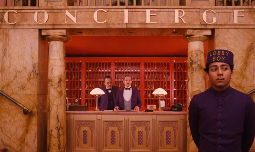 Review: THE GRAND BUDAPEST HOTEL, An Ode To Joy