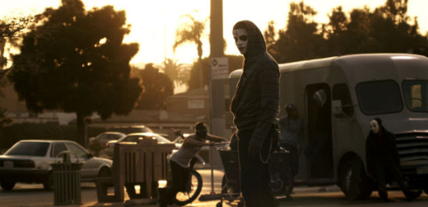 First Trailer For THE PURGE: ANARCHY Throws Fear Outside