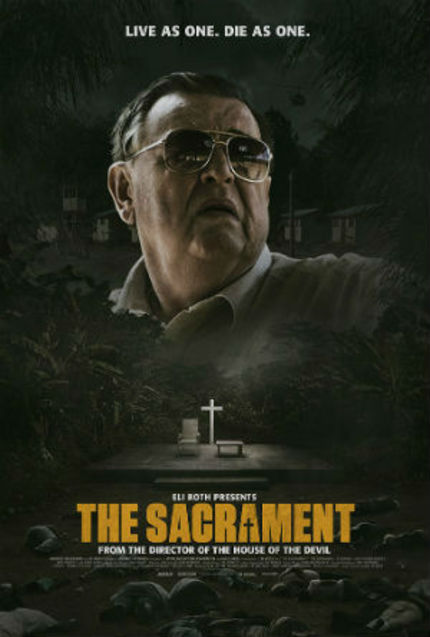 THE SACRAMENT Trailer Unsettles As It Reaches For The Light