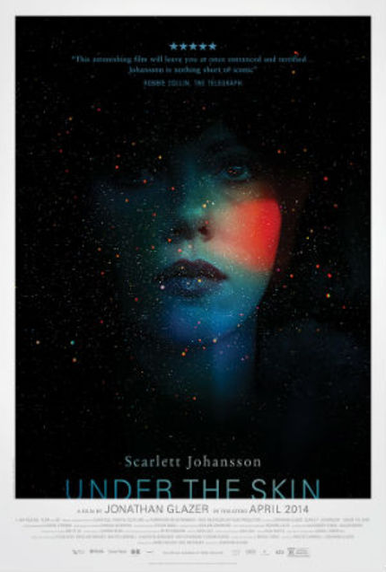 Scarlett Johansson In New UNDER THE SKIN Trailer Unnerves At Cellular Level