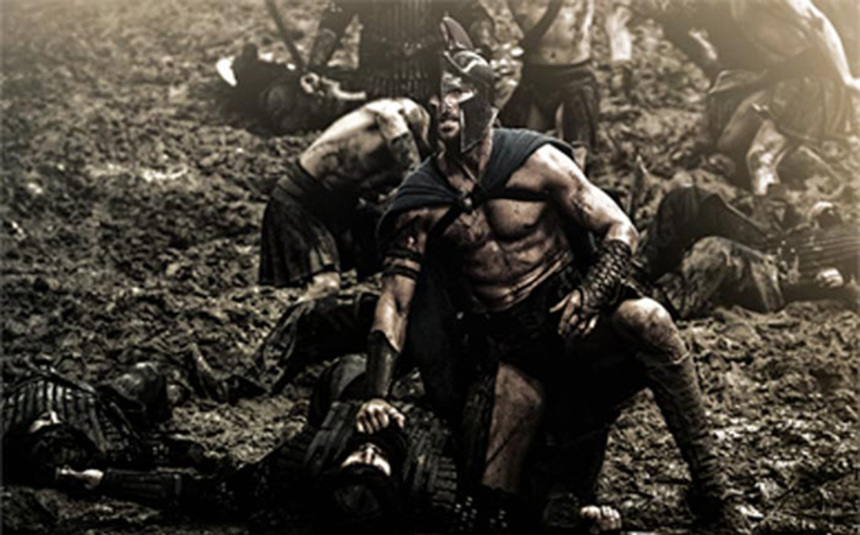 Review: 300: RISE OF AN EMPIRE Is A Servicable Sequel