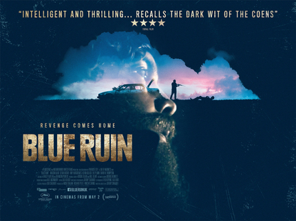 New UK Poster And Extended Clip From Jeremy Saulnier's Stellar BLUE RUIN