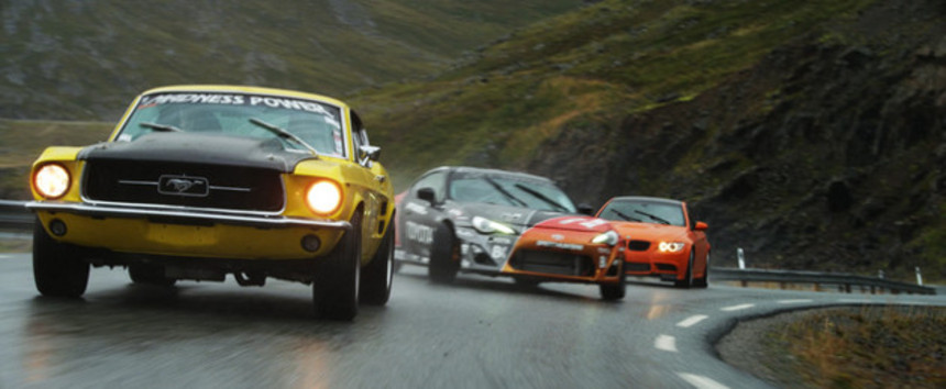 The Producers Of TROLLHUNTER Return With Road Racing Comedy BORNING