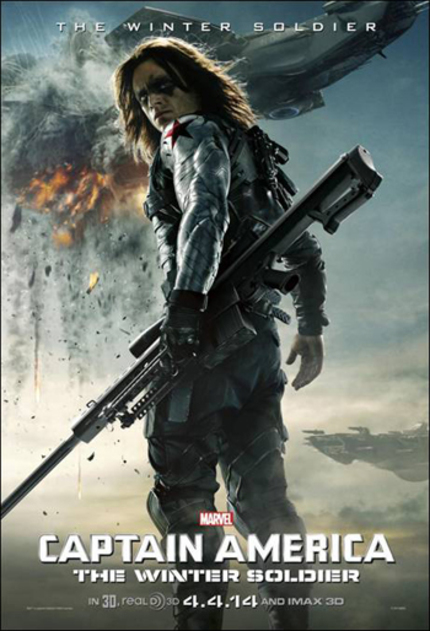 Watch This Four Minute Clip From CAPTAIN AMERICA: THE WINTER SOLDIER