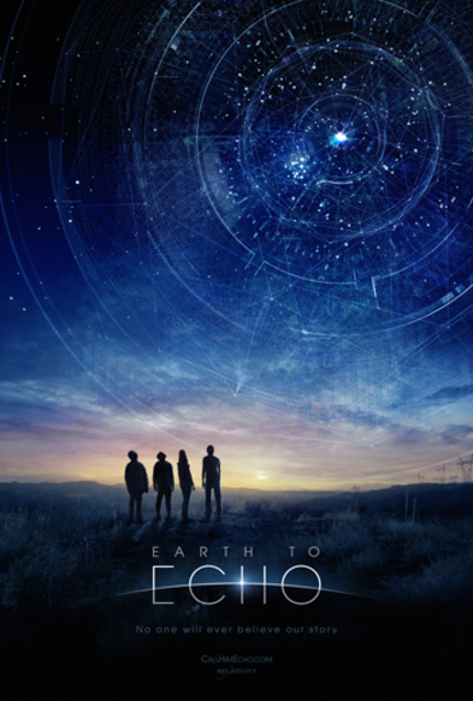 Trailer: EARTH TO ECHO Brings 80s Kid-Oriented Sci-Fi Up To Date
