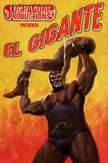 Frontières 2015: Raven Banner Enters The Ring With Gigi Saul Gurrero's EL GIGANTE